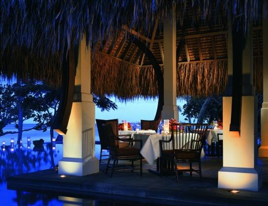 Oberoi Mauritius Restaurant