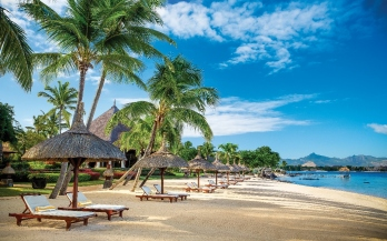 Oberoi Mauritius Beach
