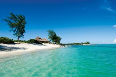 Vamizi Island Beach