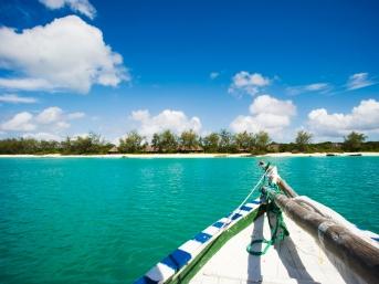 Vamizi Island Dhow