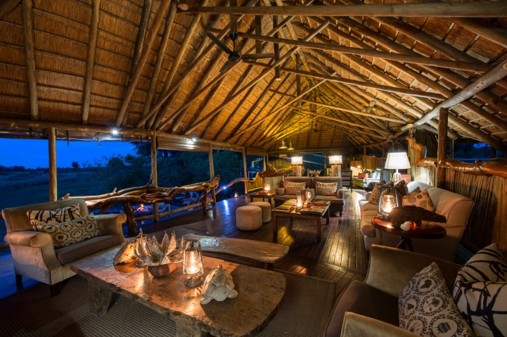 Safari from Chitabe