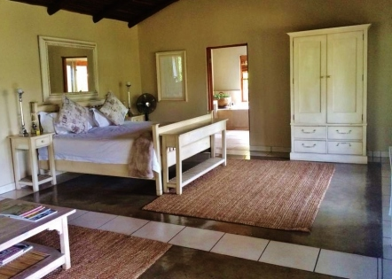 Notten's Safari Lodge Bedroom