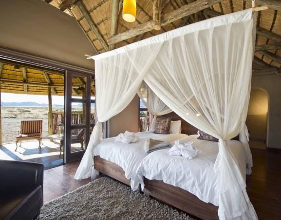 Hoodia Desert Lodge Room