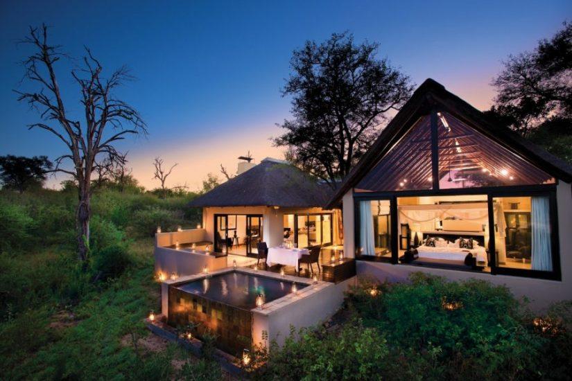 Main Lodge at Lion Sands Ivory Lodge