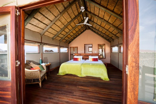 Room at Kulala Desert Lodge