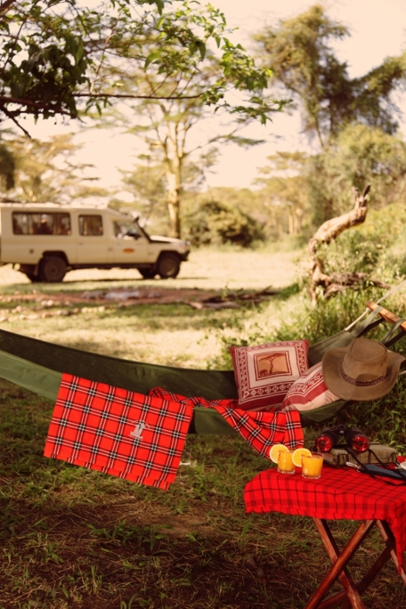 Ol Kinyei Adventurer Camp