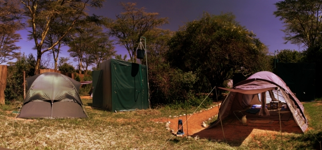 Ol Kinyei Adventurer Camp
