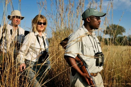 Footsteps Camp, Okavango Delta