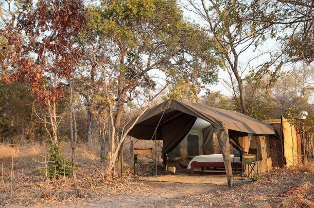 Nkonzi Camp South Luangwa
