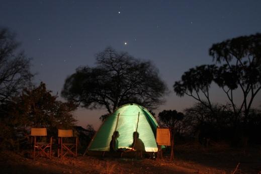 Fly Camping at Jongomero