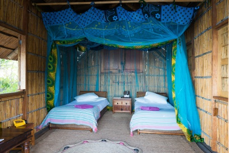 Mumbo Island Bedroom