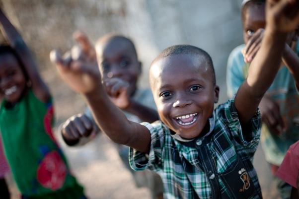 Children on Ibo Island