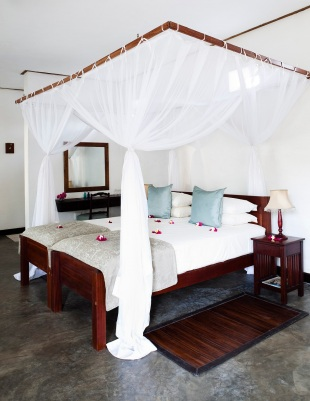 Ibo Island Lodge Room