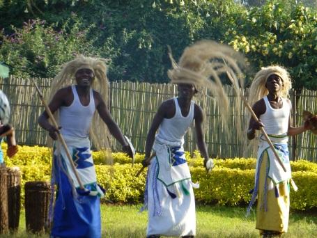 Volcanoes National Park, Intore Dancers