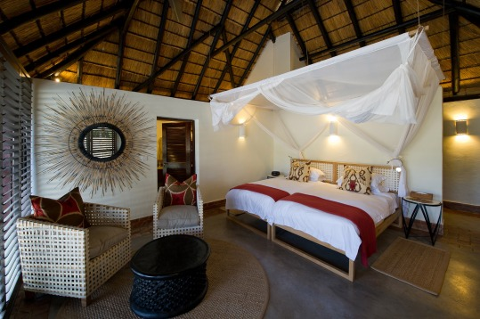 Chalet at Mfuwe Lodge