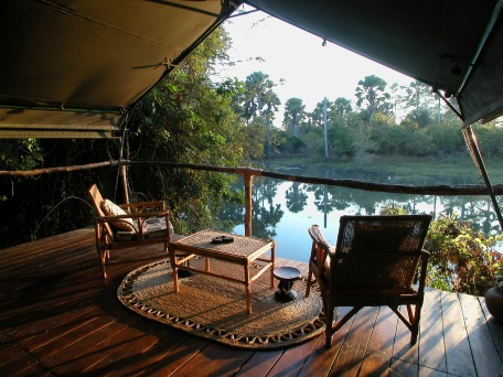 Mvuu lodge View