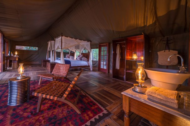 Zungulila Tent