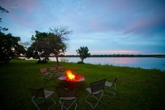 Baker's Lodge Campfire
