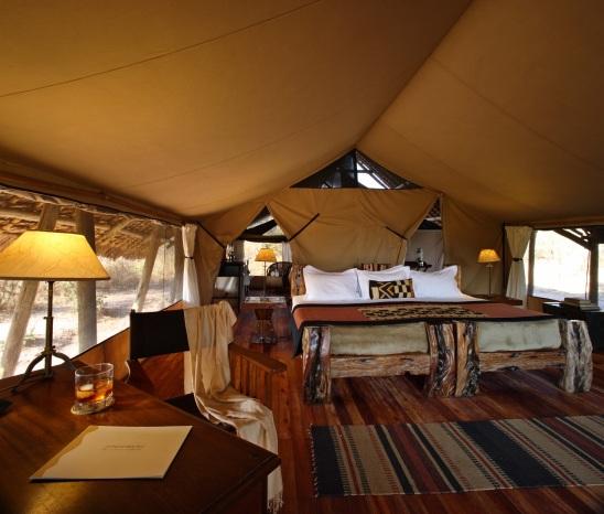 Jongomero Tent