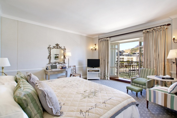 Luxury Room at the Cape Grace
