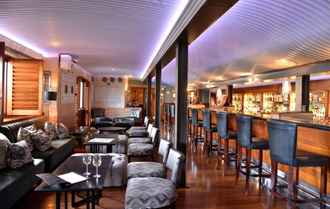 Bascule Bar at the Cape Grace