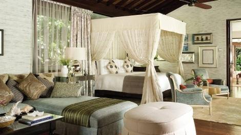 Four Seasons Seychelles Bedroom