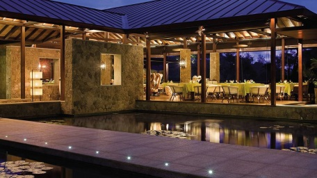 Four Seasons Seychelles Restaurant