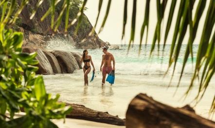 Four Seasons Seychelles Snorkelling