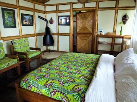 Nkuringo Gorilla Lodge Room