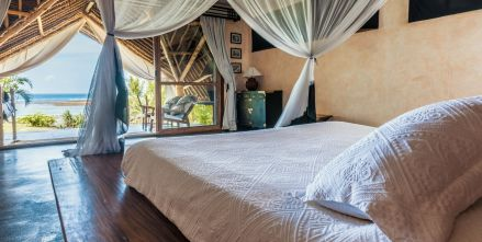 Double Bedroom in Garden Villa