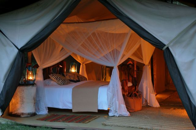 Double Bedroom Tent