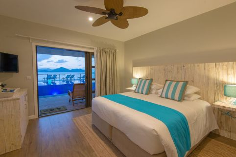 Seafront King Room