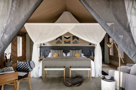 Tented Double Room