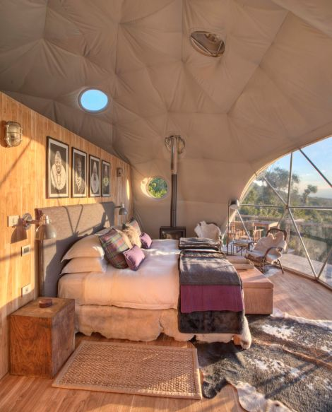 Domed Bedroom