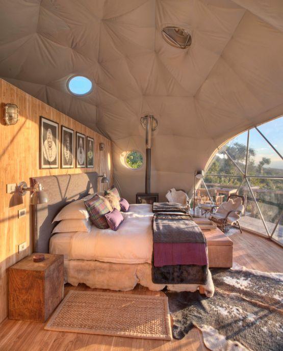 Domed Bedroom