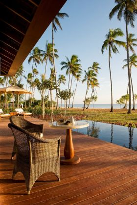 Pool Villa Terrace
