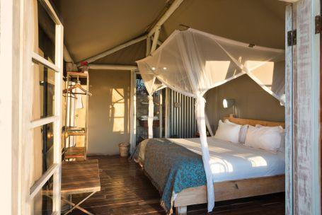 Tented Bedroom