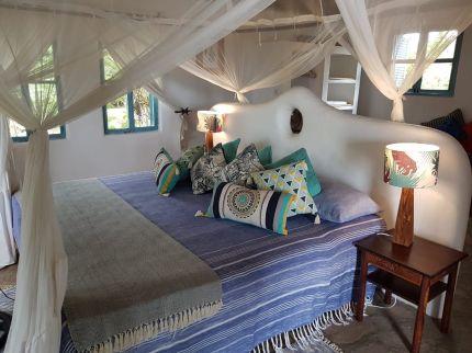 Beach Cottage intrerior