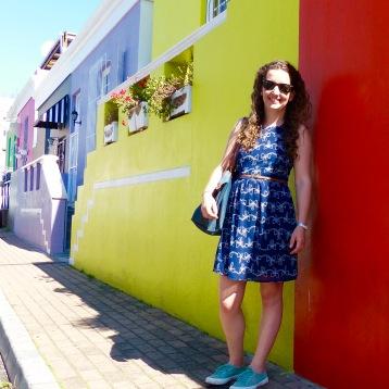 Clare in Cape Town