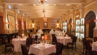 Livingstone Room restaurant